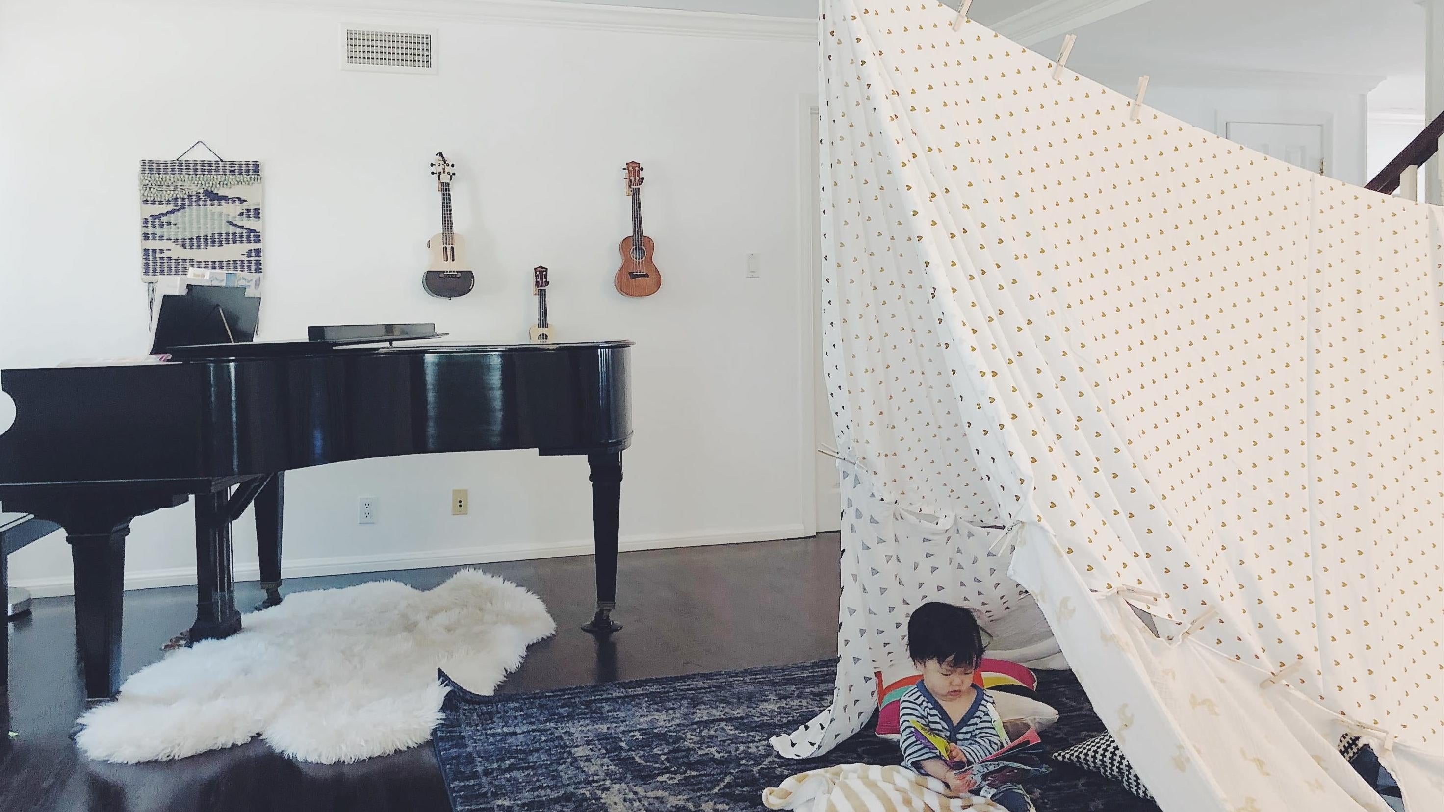 Make A Blanket Fort Using Command Hooks