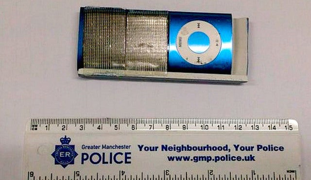 Idiot Thieves Stole PINs With An iPod Nano Covered In Duct Tape