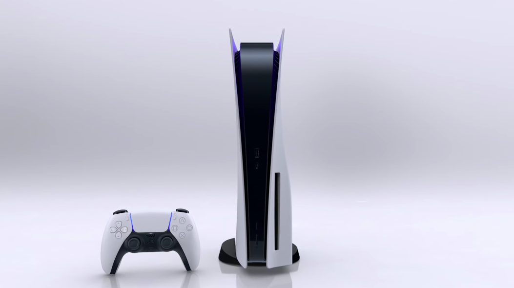 Here's What The PS5 Looks Like