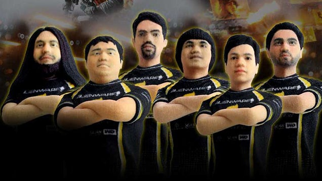 You Can Now Buy 3D-Printed Figurines Of League of Legends Pros