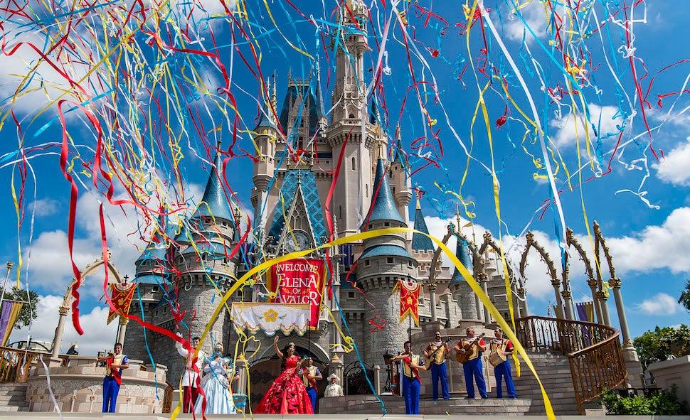 Disney World Now Makes Toddlers Get Fingerprint Scans