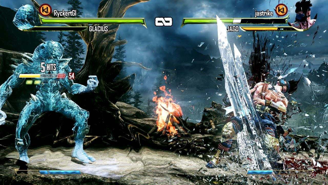 How A Blind Gamer Manages To Seriously Play Fighting Games