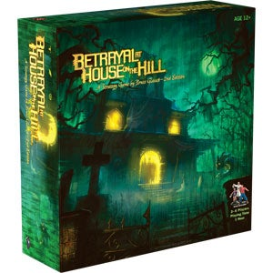 The Perfect Lineup of Tabletop Horror Games for a Scary Game Night