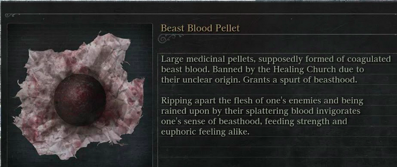 The Mystery Of Bloodborne's Beast Mode