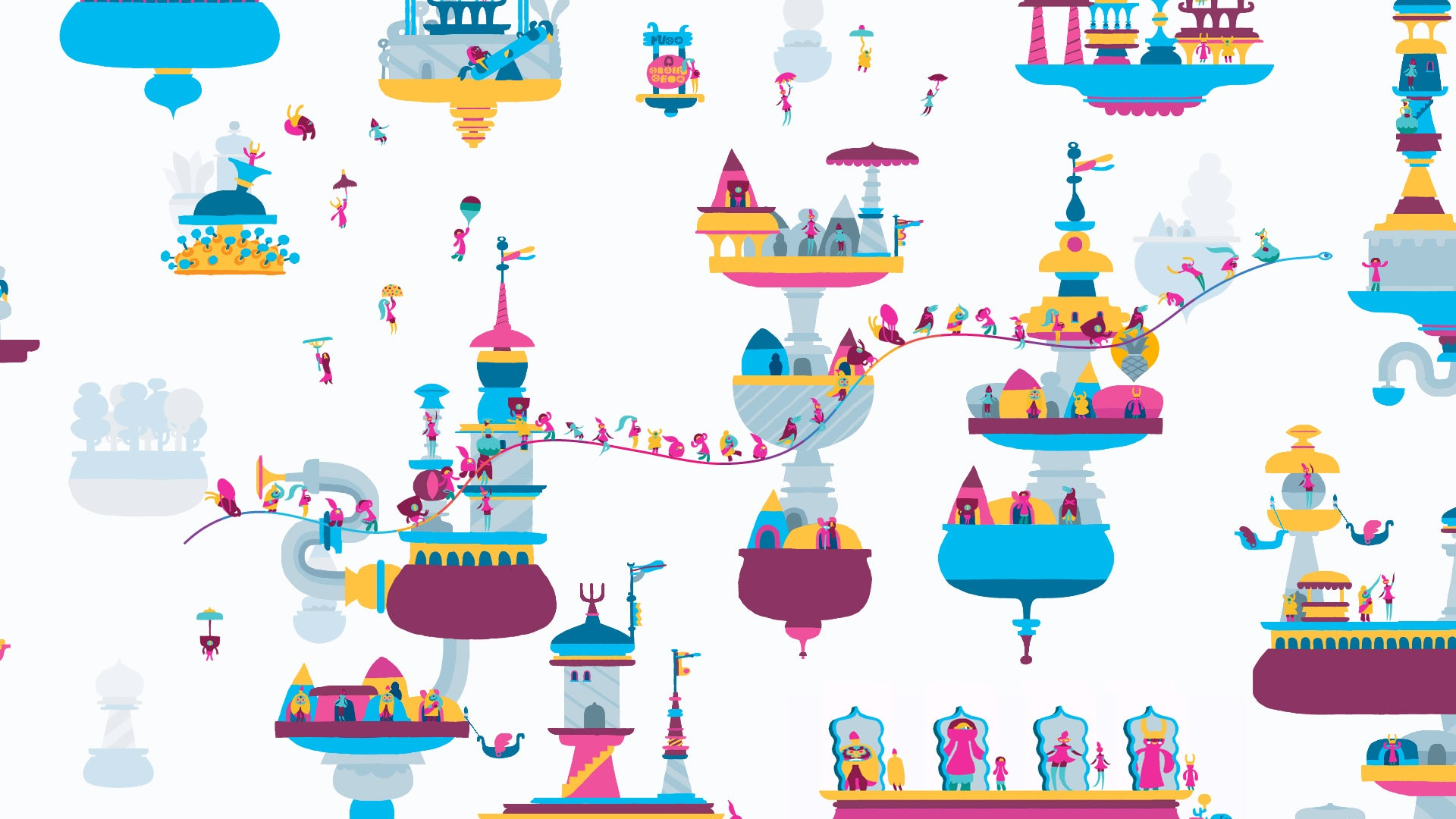 Hohokum: The Kotaku Review