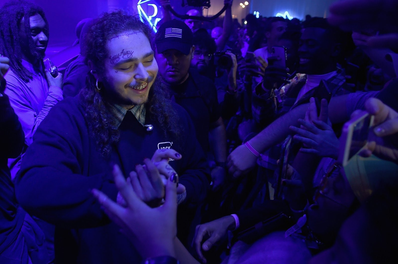 Post Malone Gets Baked, Streams Call Of Duty On Twitch