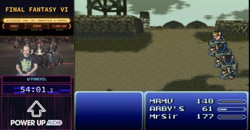 Final Fantasy 6Speedrun Is A 7-Hour Master Class