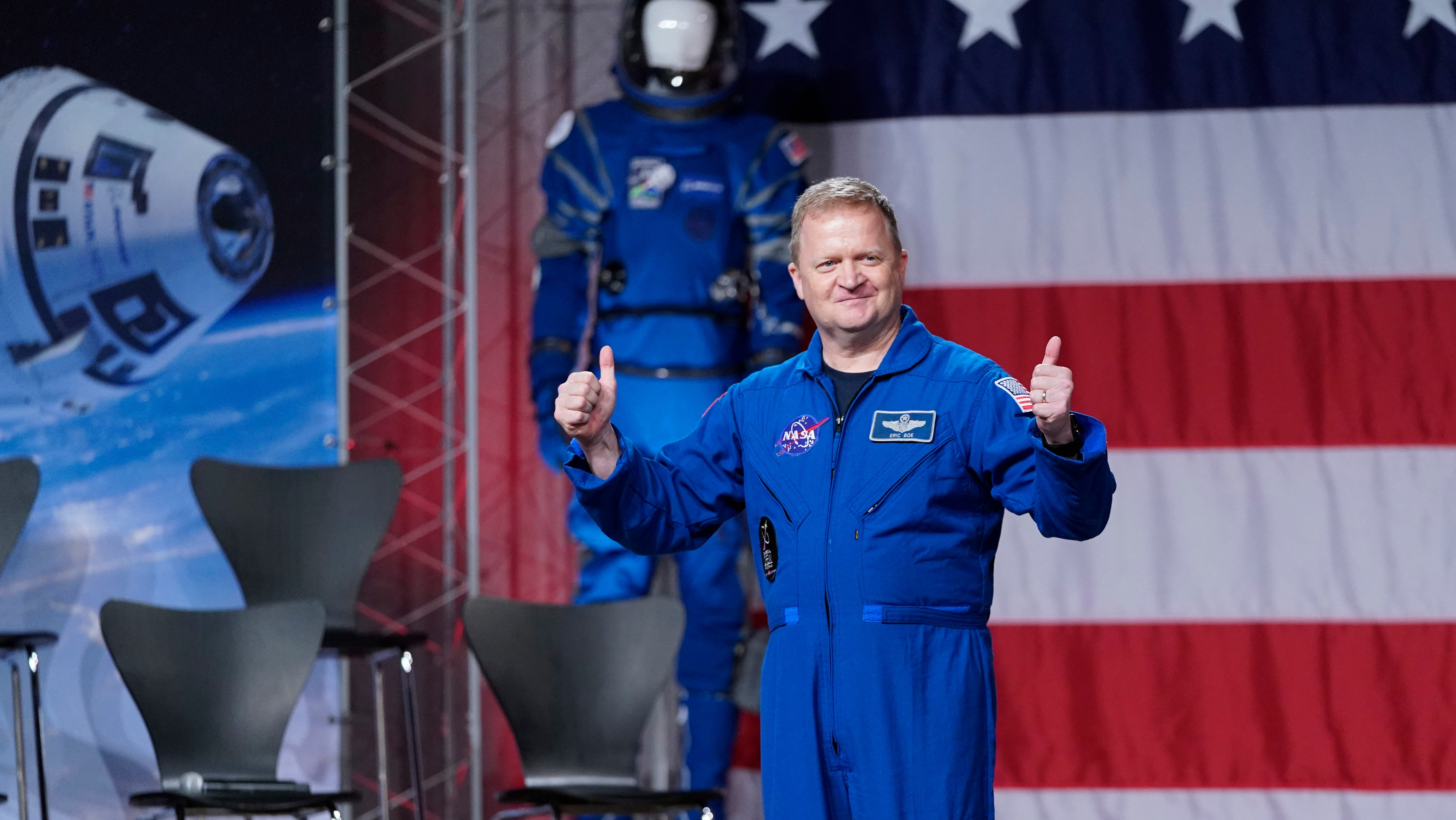 NASA Pulls Astronaut Eric Boe From First Boeing Starliner Crewed Flight, Mike Fincke Will Fly Instead
