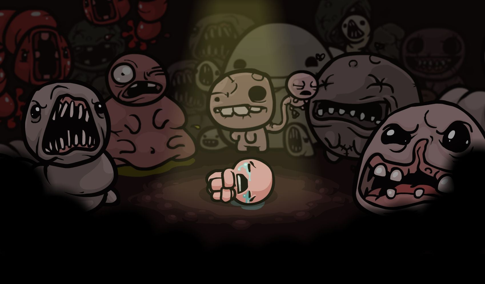 Binding Of Isaac DLC Adds More Everything, Including Co-Op Babies