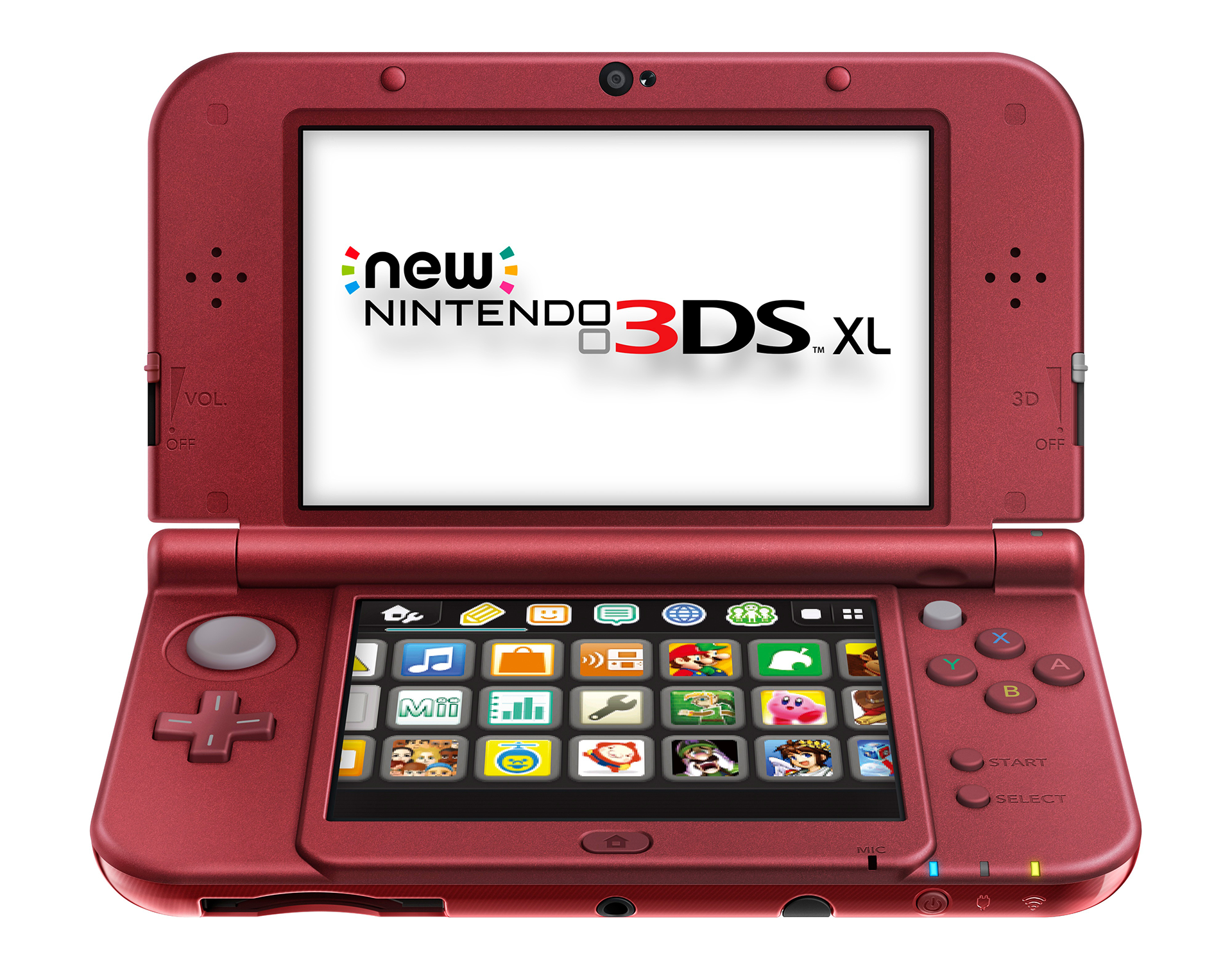 Red And Black New 3DS XL Preorders Still Available Everywhere