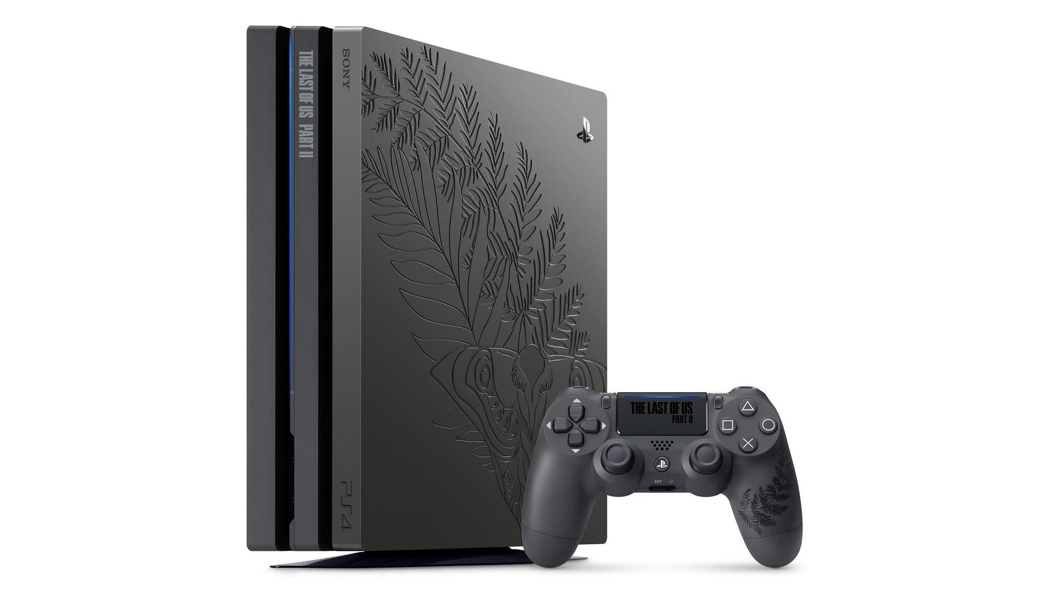 Sony Is Releasing A Last Of Us II PS4 Pro And It Looks Extremely Lowkey
