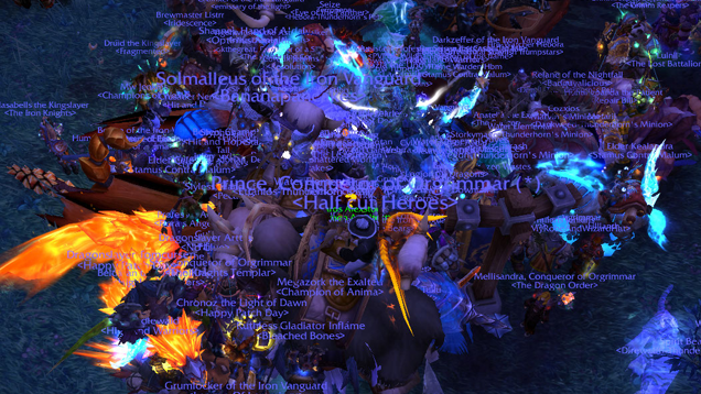Several People Already Reached Level 100 In Warlords of Draenor