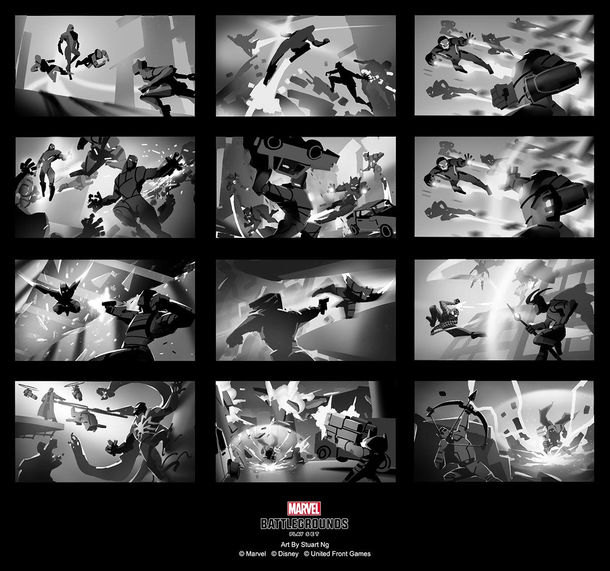 Captain America: Civil War? More Like Battle Royale.