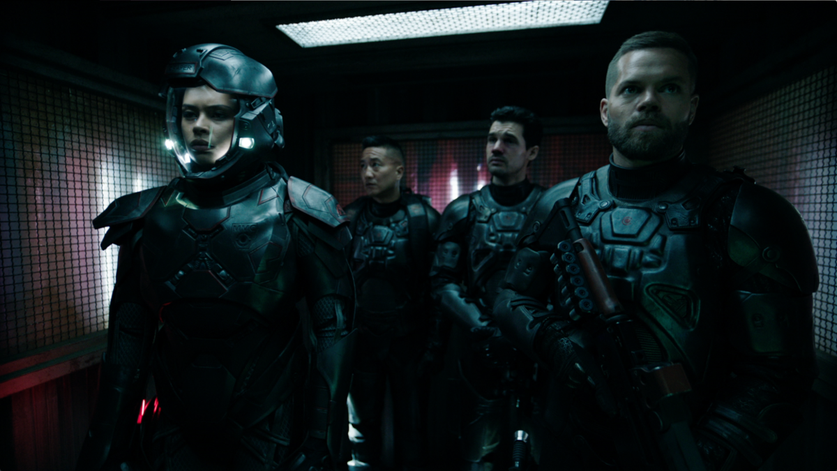 The Expanse Is Getting A Fifth Season On Amazon Prime