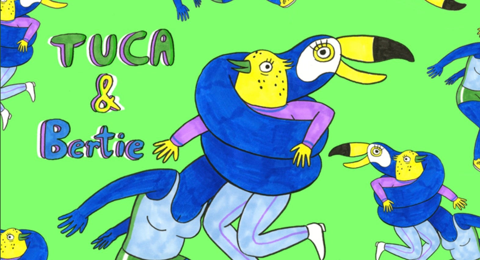 Cacaw! Tuca And Bertie Is Getting A New Lease On Life At Adult Swim