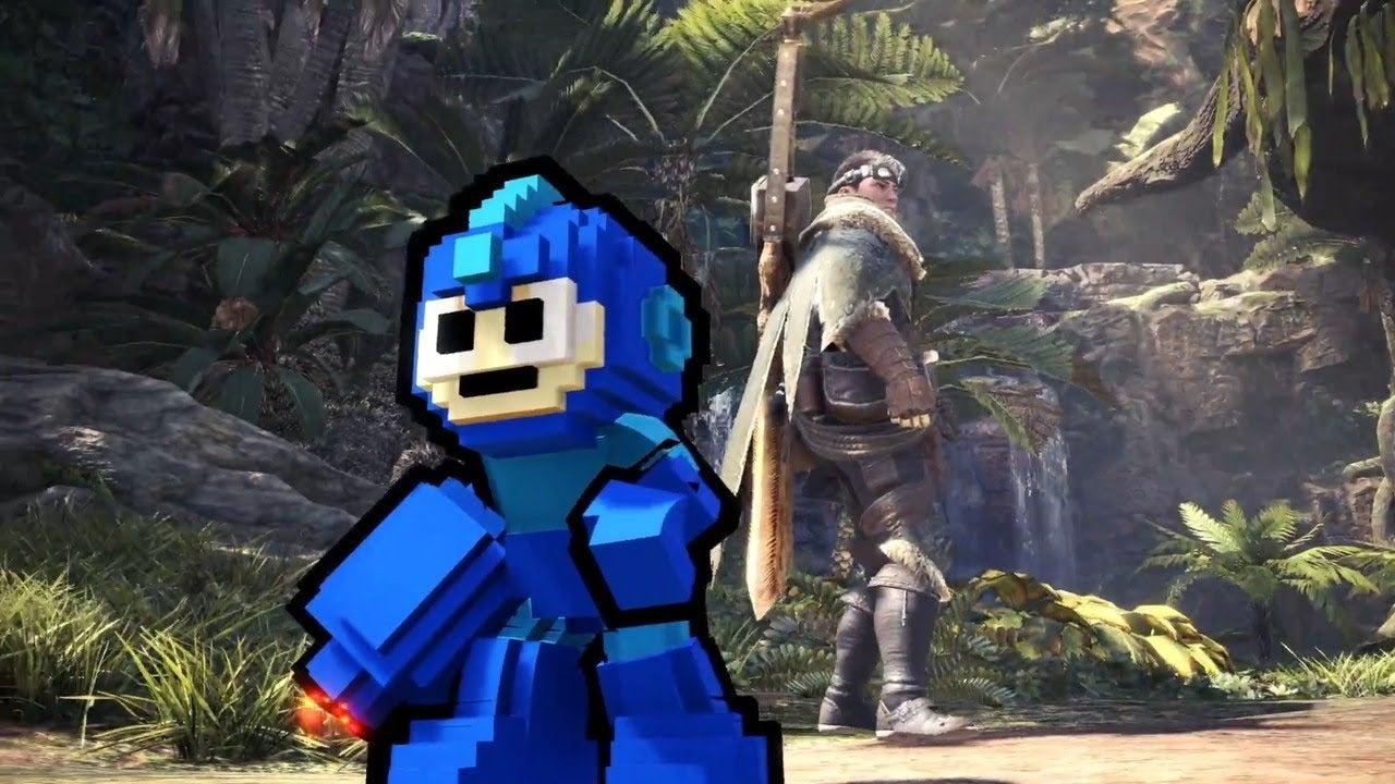 Monster Hunter World's Mega Man Quest Is Terrific