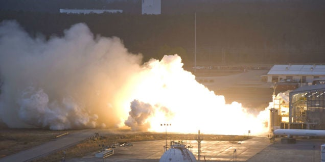 Orbital Sciences: Yep, That Old Soviet Engine Probably Blew Up Antares