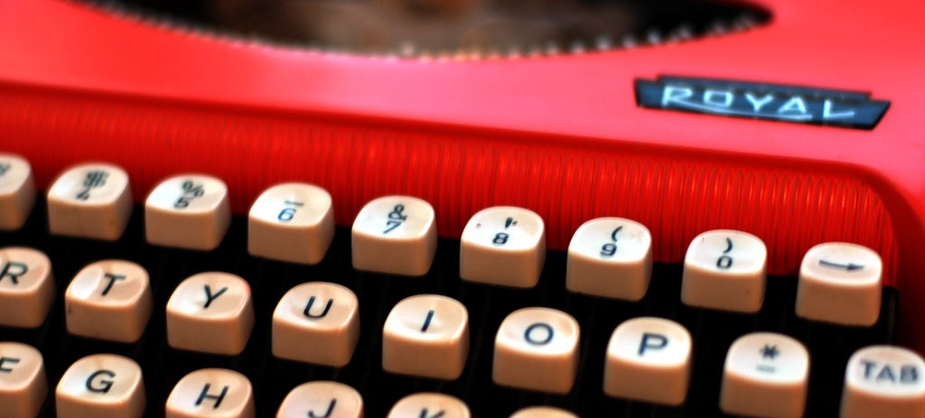 German Government Is Using Typewriters to Avoid the NSA's Gaze