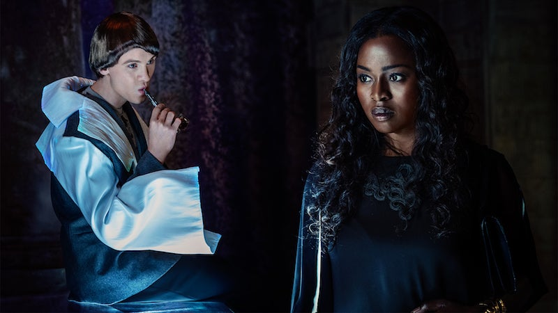 Starz's Hopes For American Gods' Future Requires Them To Get Extra Creative