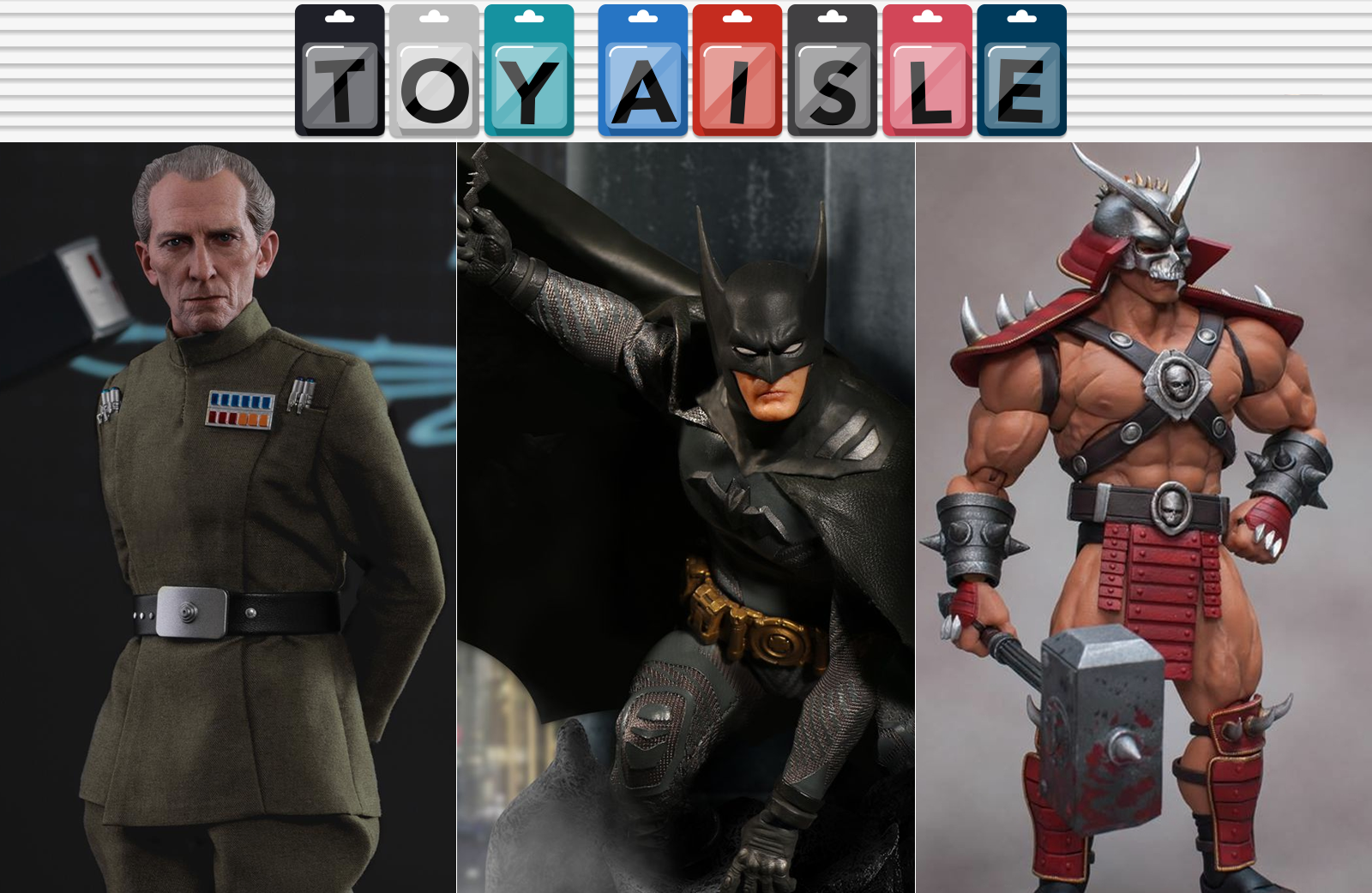 A Very Cool Take On The First Appearance Of Batman, And More Of The Best Toys Of The Week