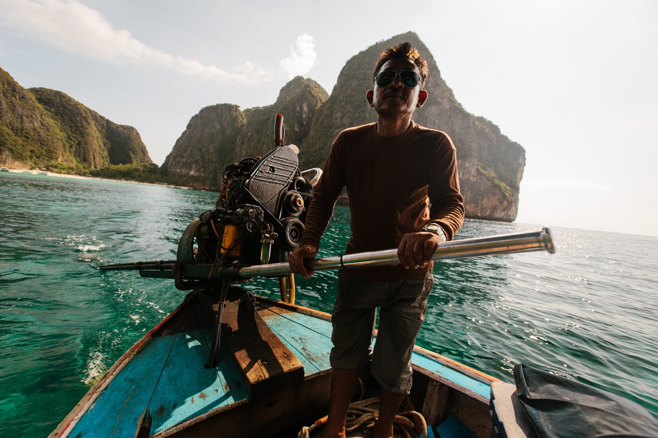 How To Avoid The Crowds And Sail Thailand's Islands