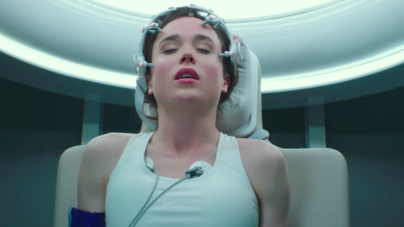 The Trailer for the Flatliners Remake Enters the World of Competitive Dying