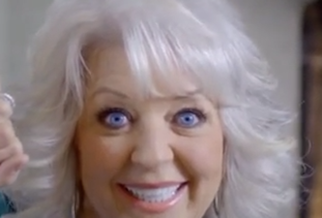 Paula Deen's New Game Commercial Is Totally Batshit
