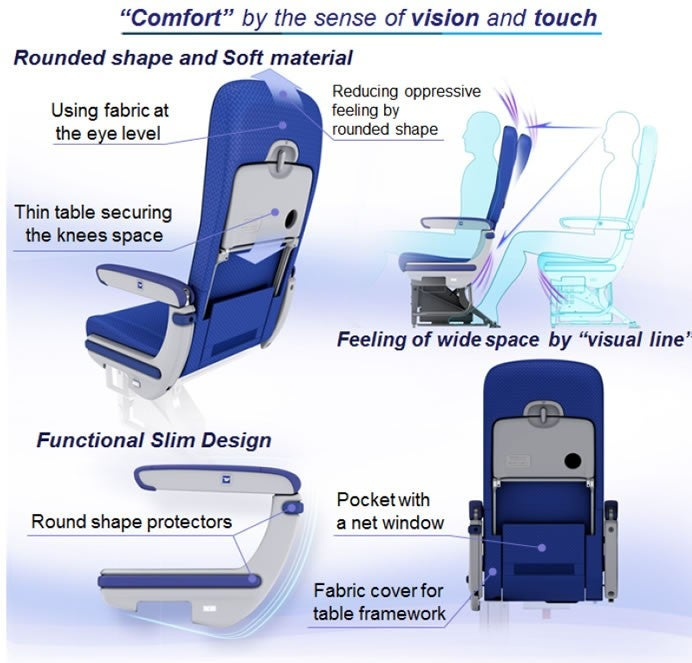 Toyota's Making Airline Seats That Can Adjust to Any Body Type