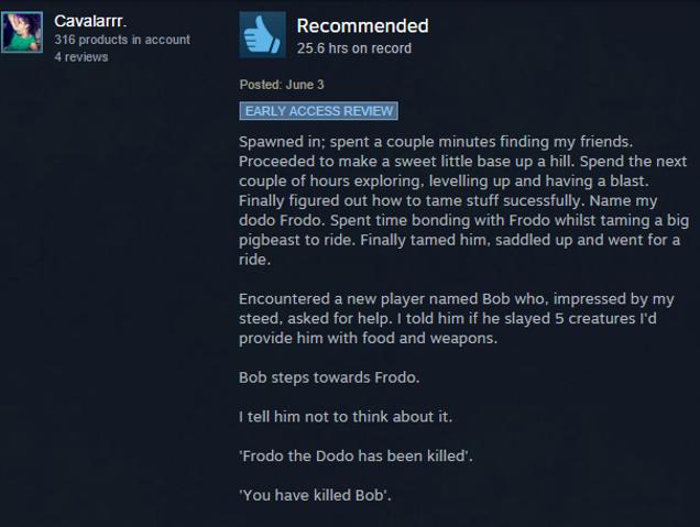 Steam Finally Has A Good Dinosaur Game