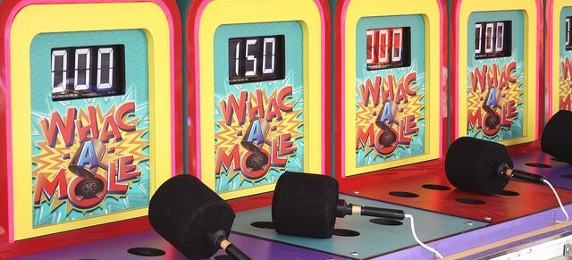 That Time the Whac-A-Mole Inventor Accidentally Blew Up His Warehouse