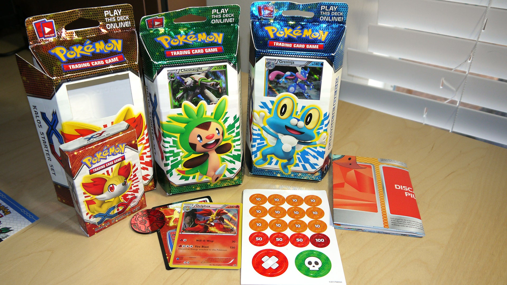Getting Started With The Pokémon Trading Card Game