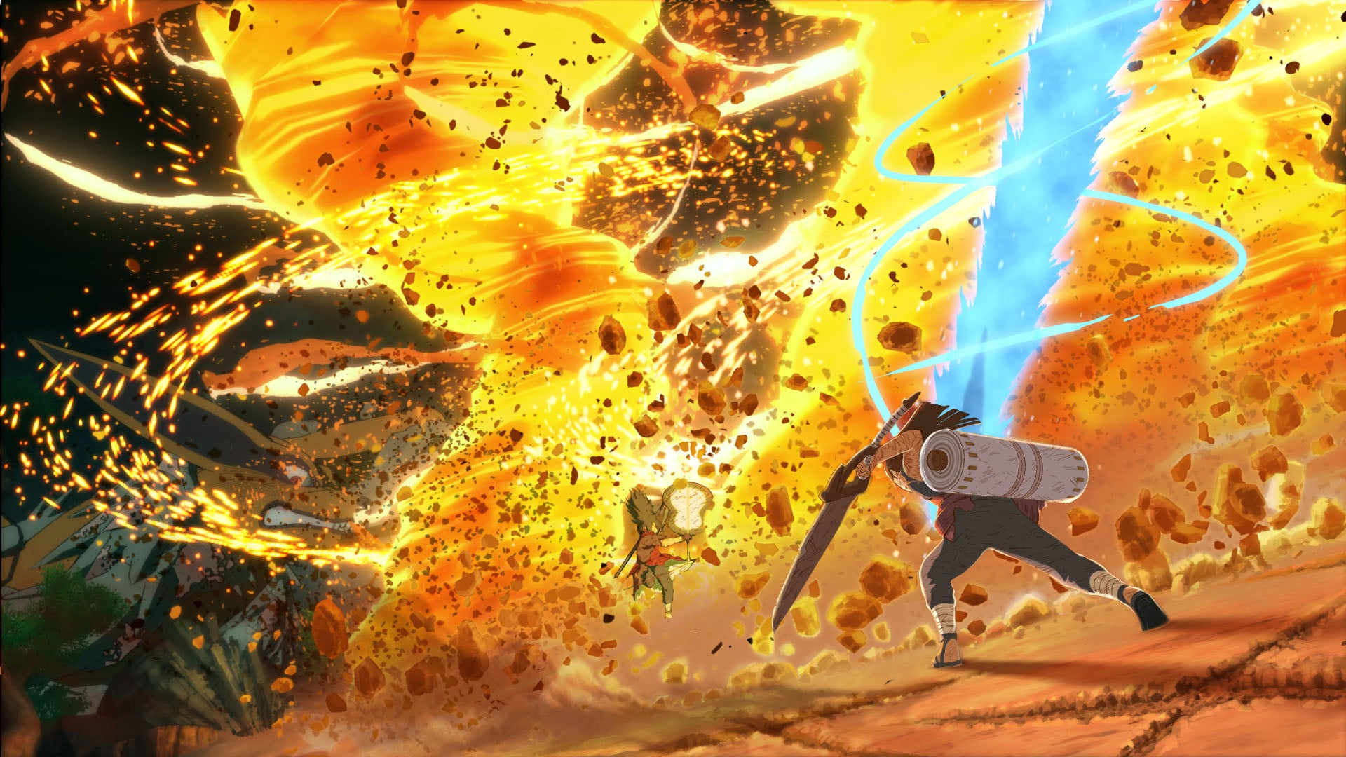 Naruto's Next Ultimate Ninja Storm Targets PS4 And Xbox One