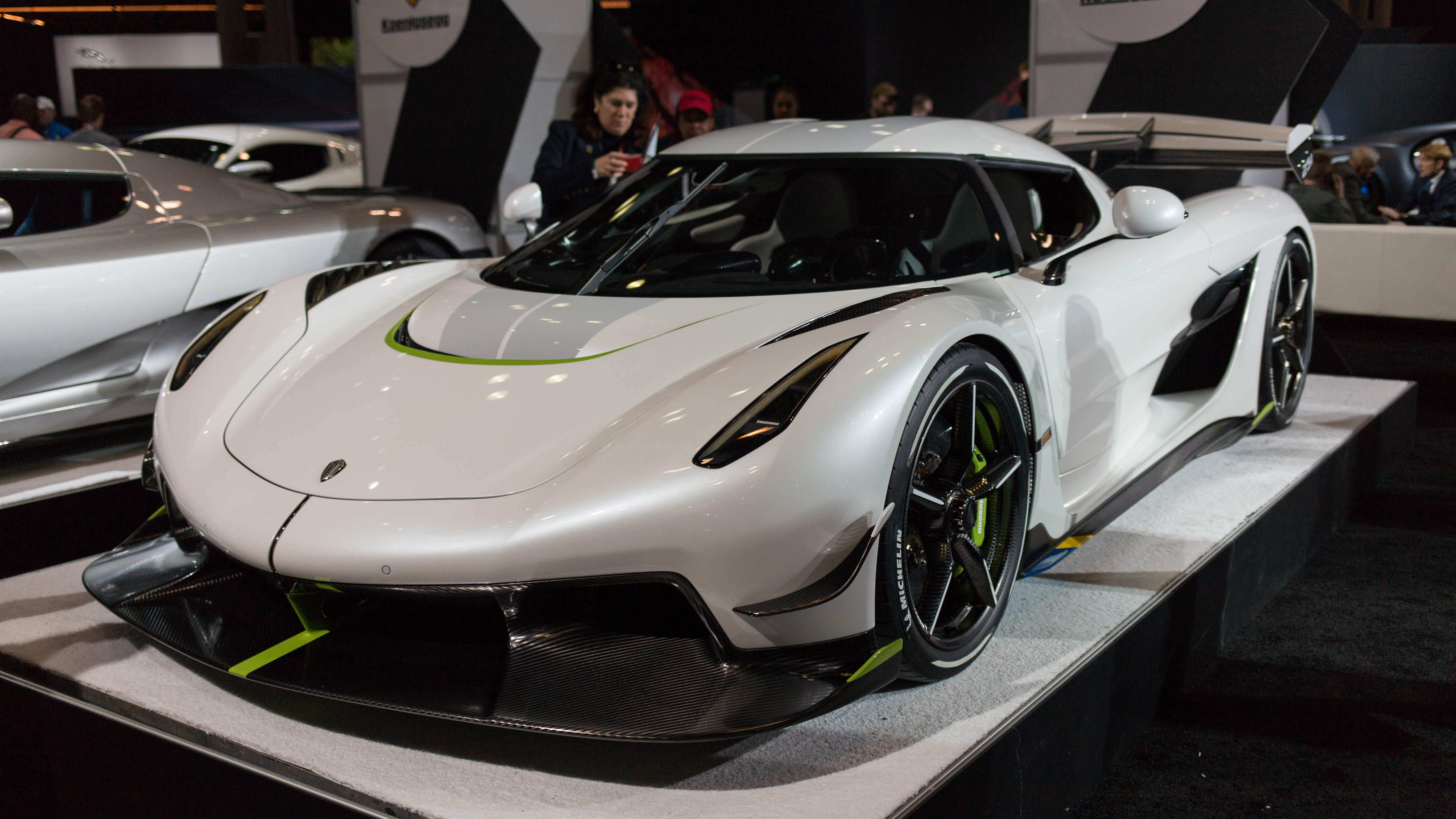 This Is Your First Chance To Hear The Koenigsegg Jesko Come To Life