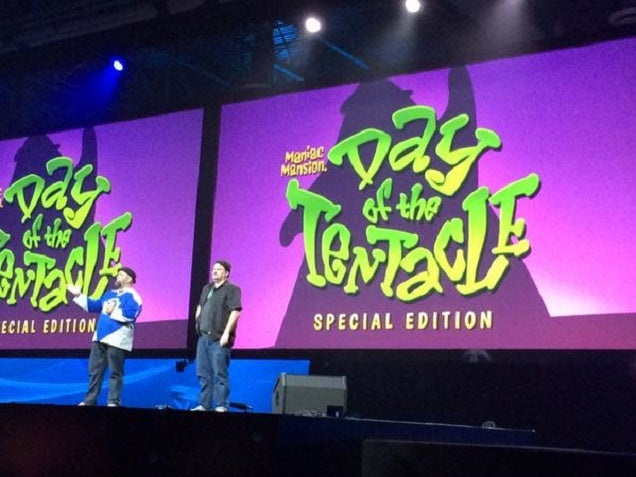 Day of the Tentacle Is Getting Remastered