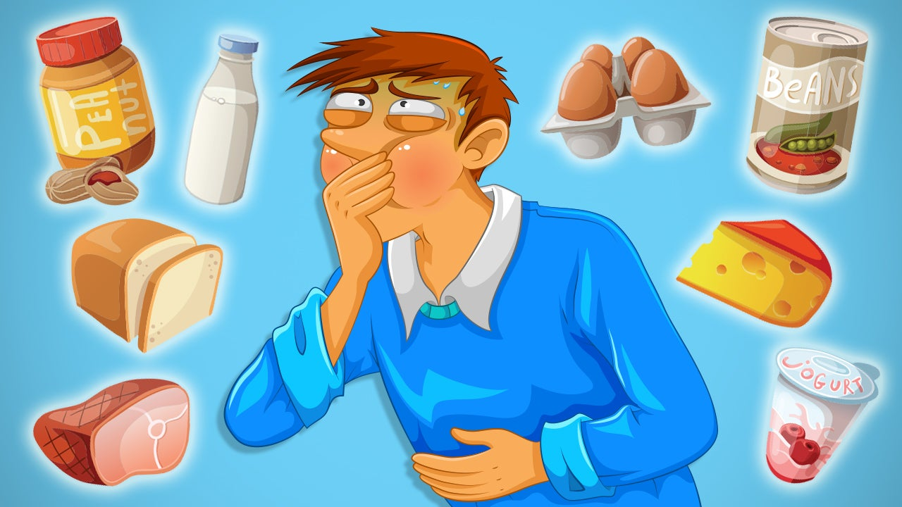 How To Find Out Which Foods Are Making You Sick