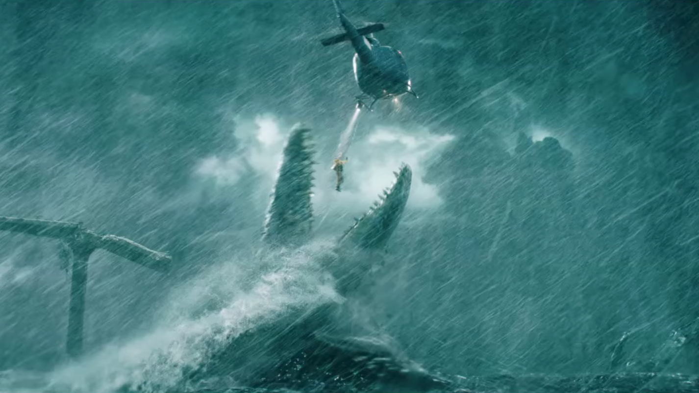 The Opening Scene Of Jurassic World: Fallen Kingdom Has Big Dinosaurs And A Ton Of Tension