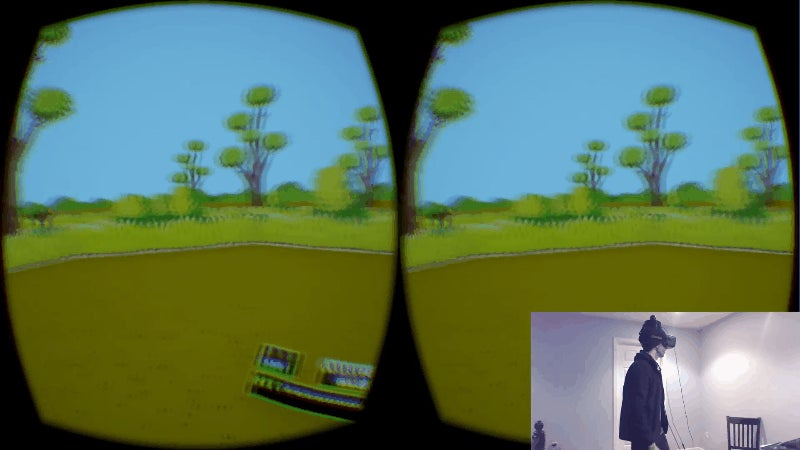 This True American Hero Built a VR Version of Duck Hunt