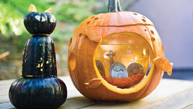 10 Killer Pumpkin Carving Ideas To Win Halloween Gizmodo