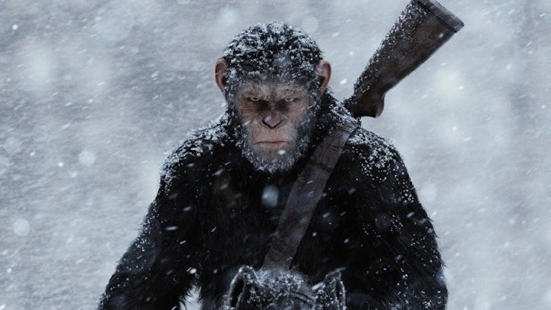It's Not Just The Apes That Aren't Real InWar For The Planet Of The Apes