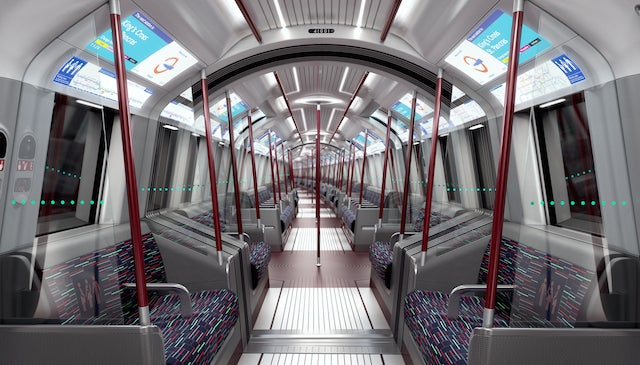How London's Amazing New Subway Trains Were Designed