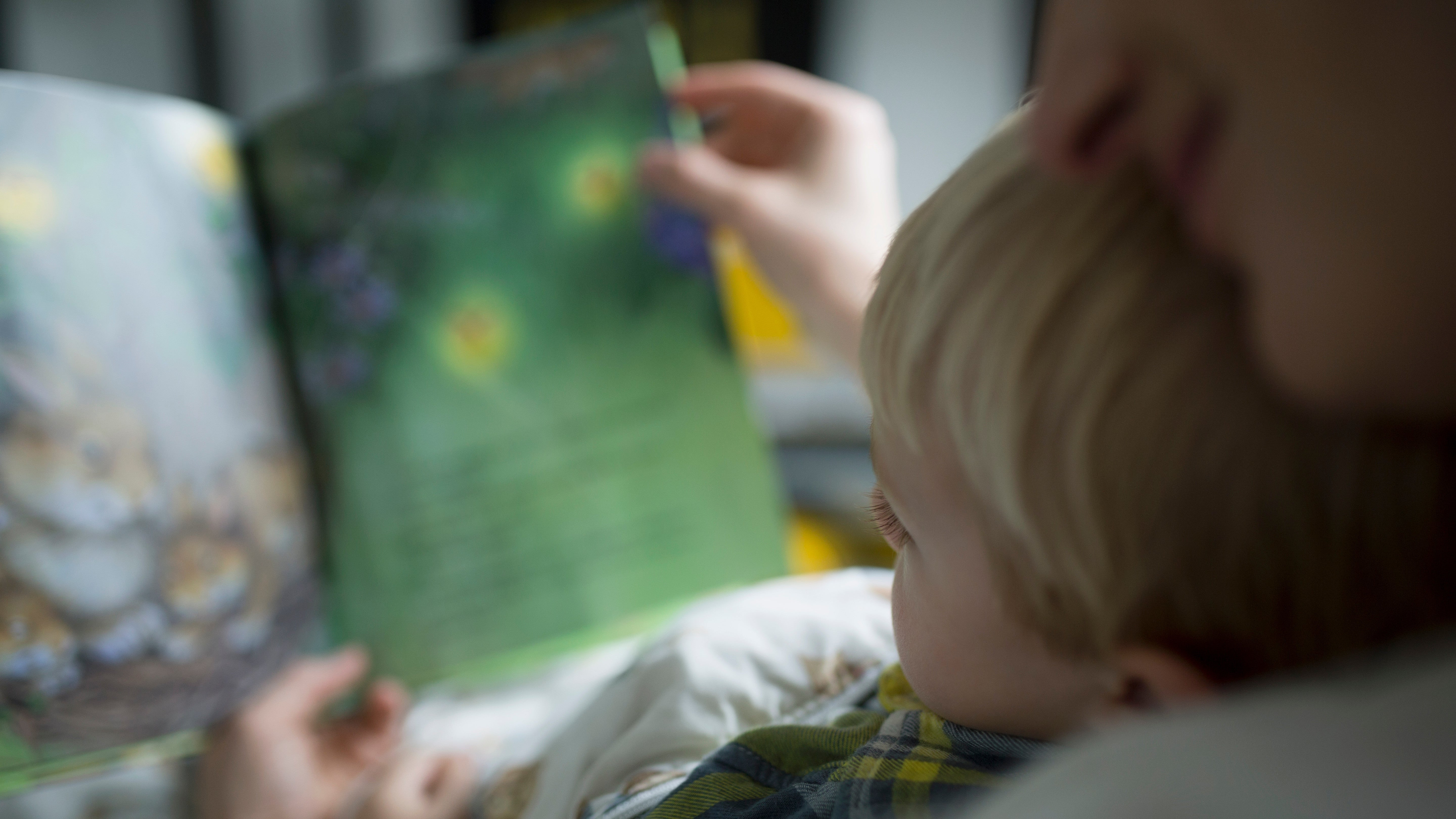 Record Yourself Reading Your Kid's Favourite Books