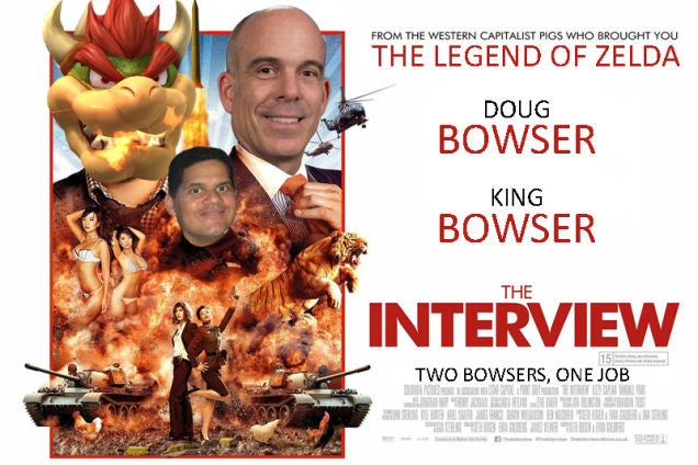 Kotaku 'Shop Contest: Bowser's Big Interview: Winners!