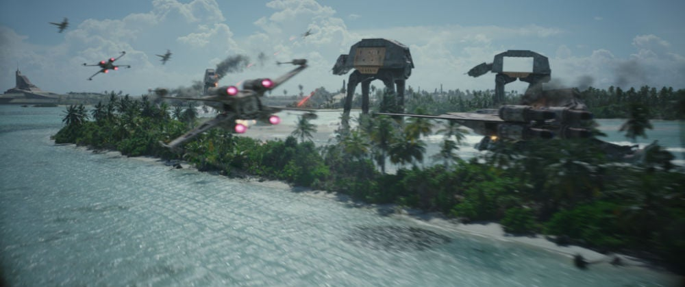 These Rogue One Characters Might Not Be Done With The Star Wars Universe
