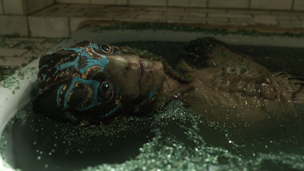 Doug Jones Had To Poo Before Getting Into His Fishman Costume For The Shape Of Water