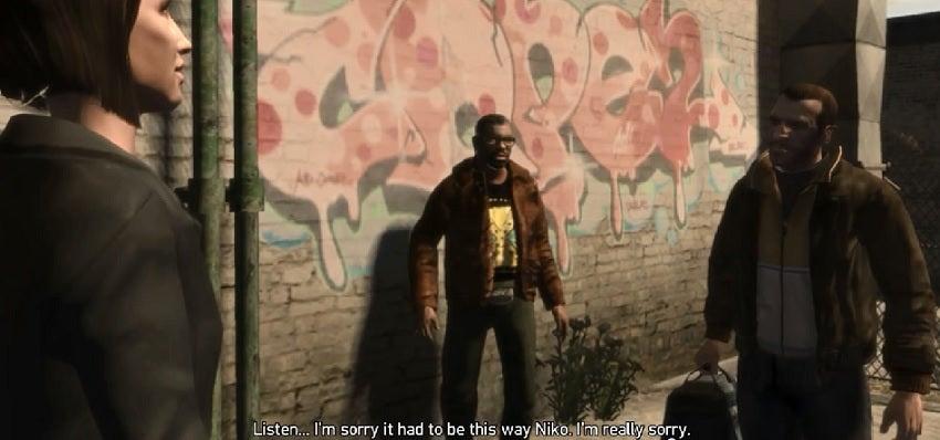 GTA IV's Story Is Better Than GTA V's