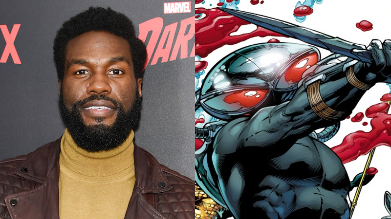 TheAquaman Movie Adds Literally The Only Villain It Could Add: Black Manta