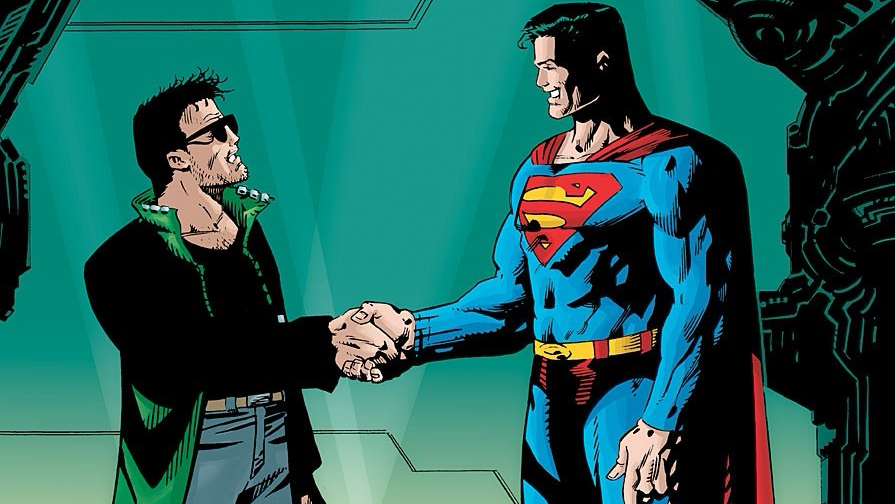 Television Adaptation Of Garth Ennis's Hitman Teased By Geoff Johns
