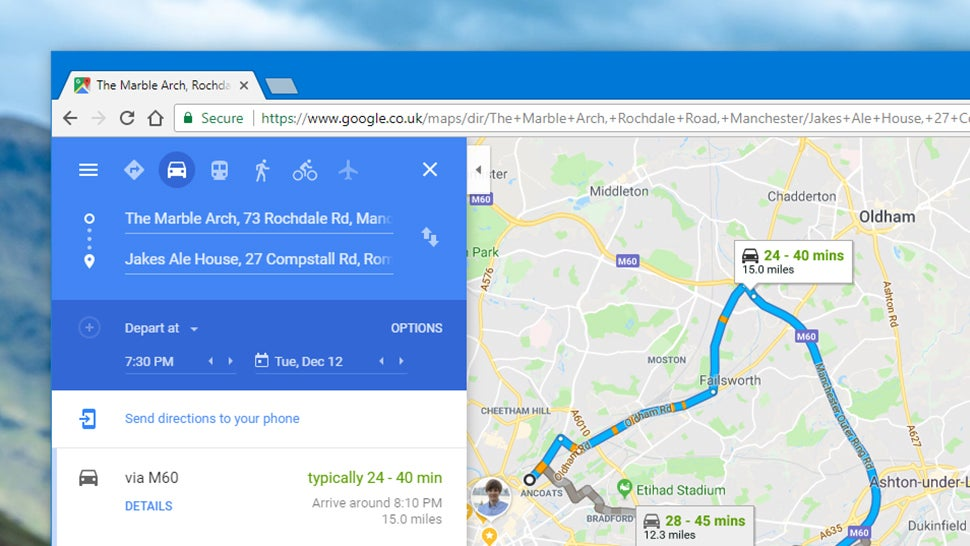 10 Tips For Making Journeys Faster With Google Maps And Apple Maps Does Google Maps Consider Traffic on