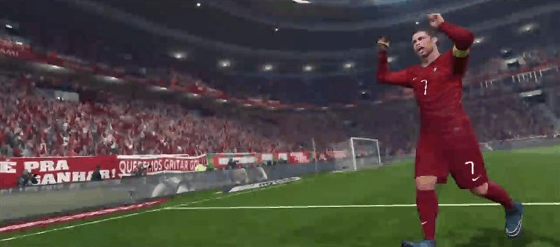 Konami's PES Update Disaster Defies Belief