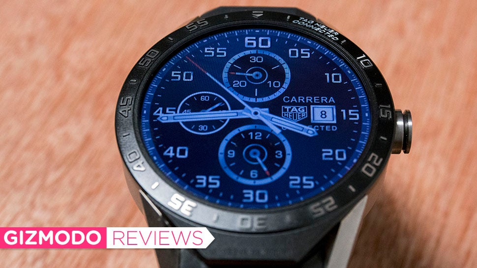 Tag Heuer Connected Review: A Great $US300 ($424) Smartwatch For Five Times The Price